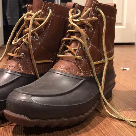 78050380f3a 8.5 Men's Sperry Duck Boot
